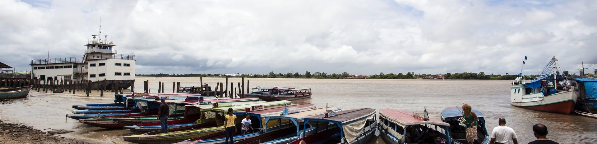 Picture of Paramaribo