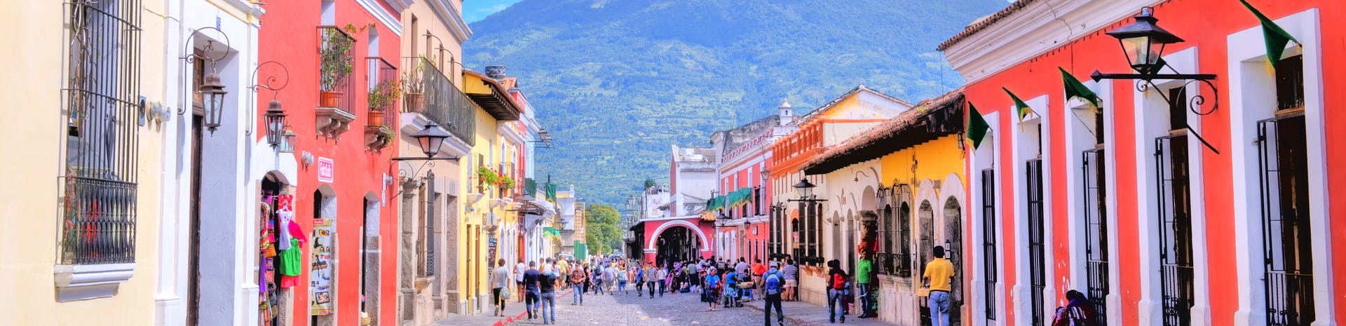 Picture of Antigua Guatemala