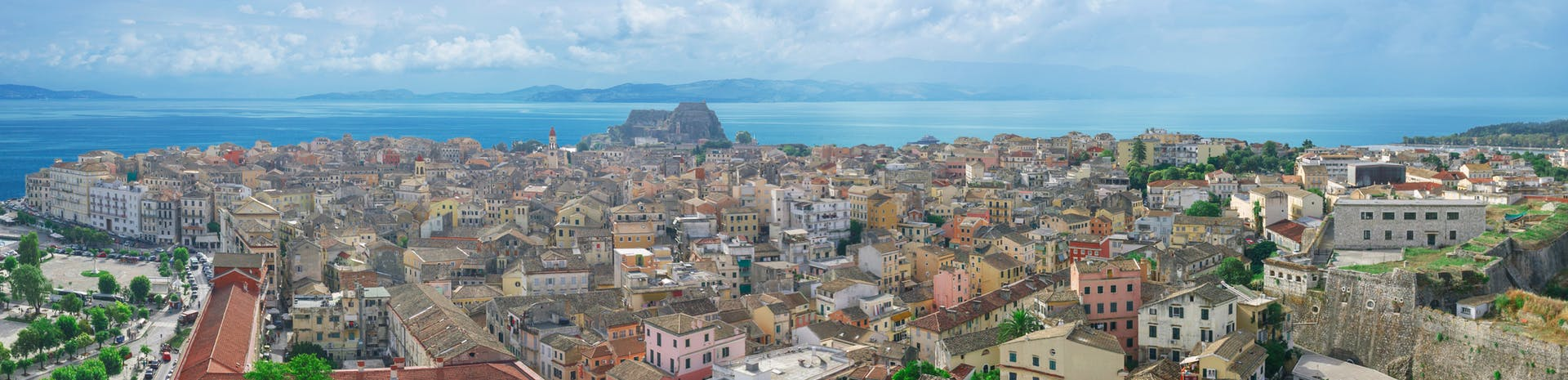 Picture of Corfu