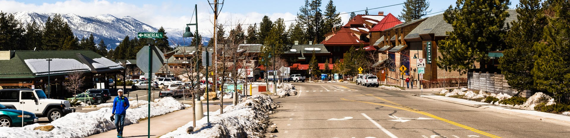 Picture of South Lake Tahoe