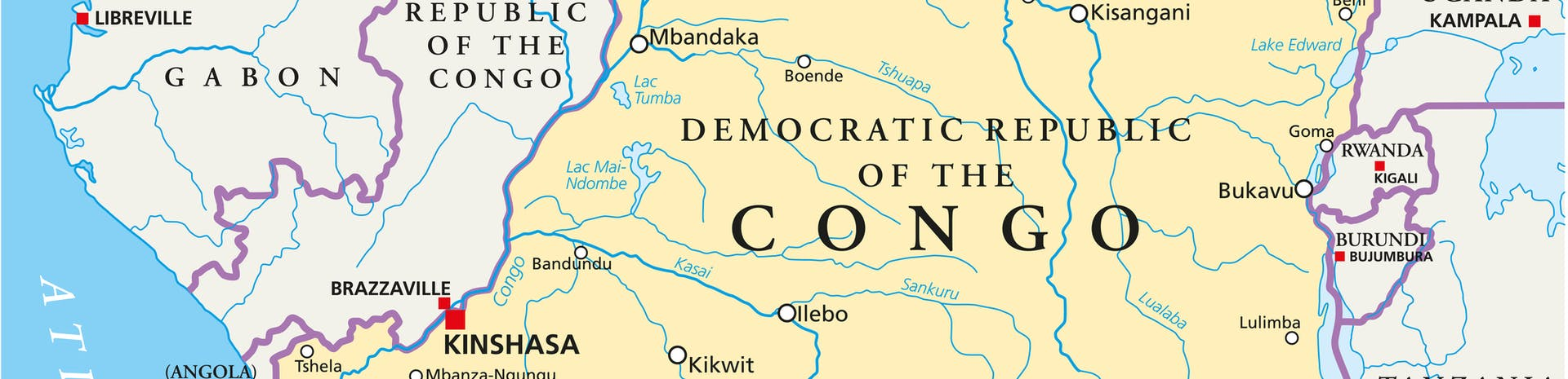 Picture of The Democratic Republic of The Congo