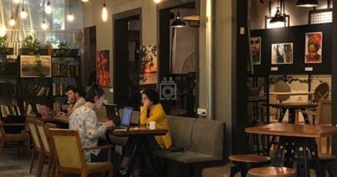 Destil, Tirana | coworkspace.com