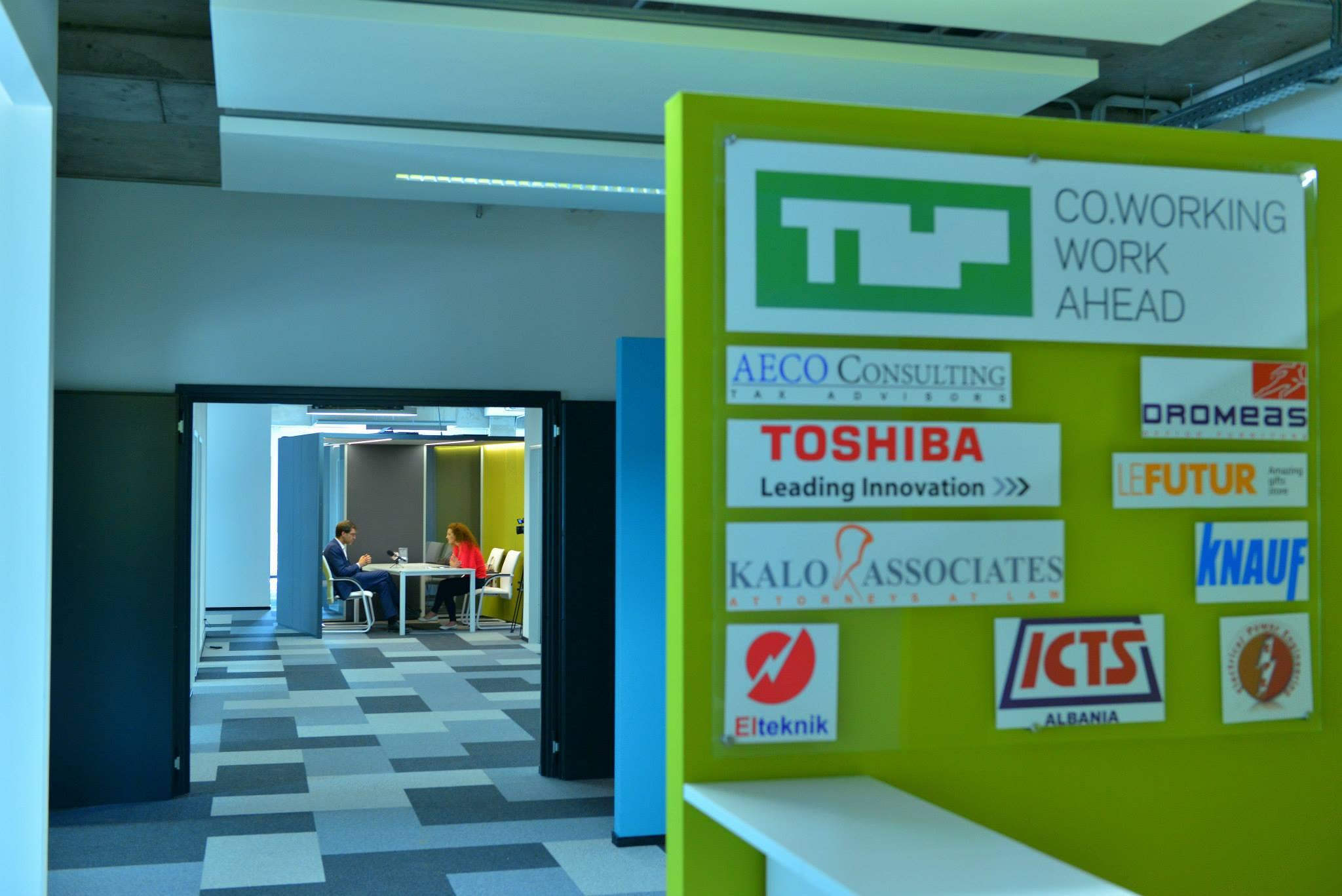 Tirana Business Park, Tirana