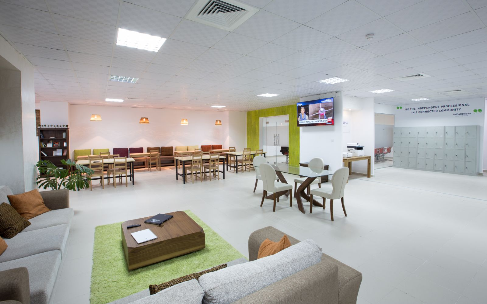 The address coworking space algiers read reviews book online