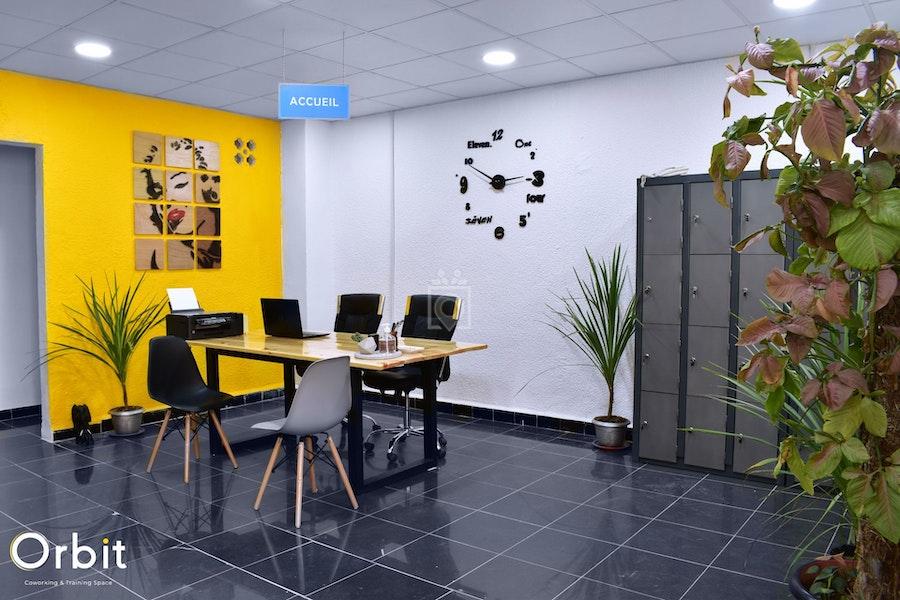 orbit coworking & training space, Sidi M'Hamed