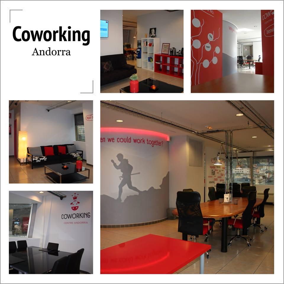 Coworking Andorra, Andorra la Vella