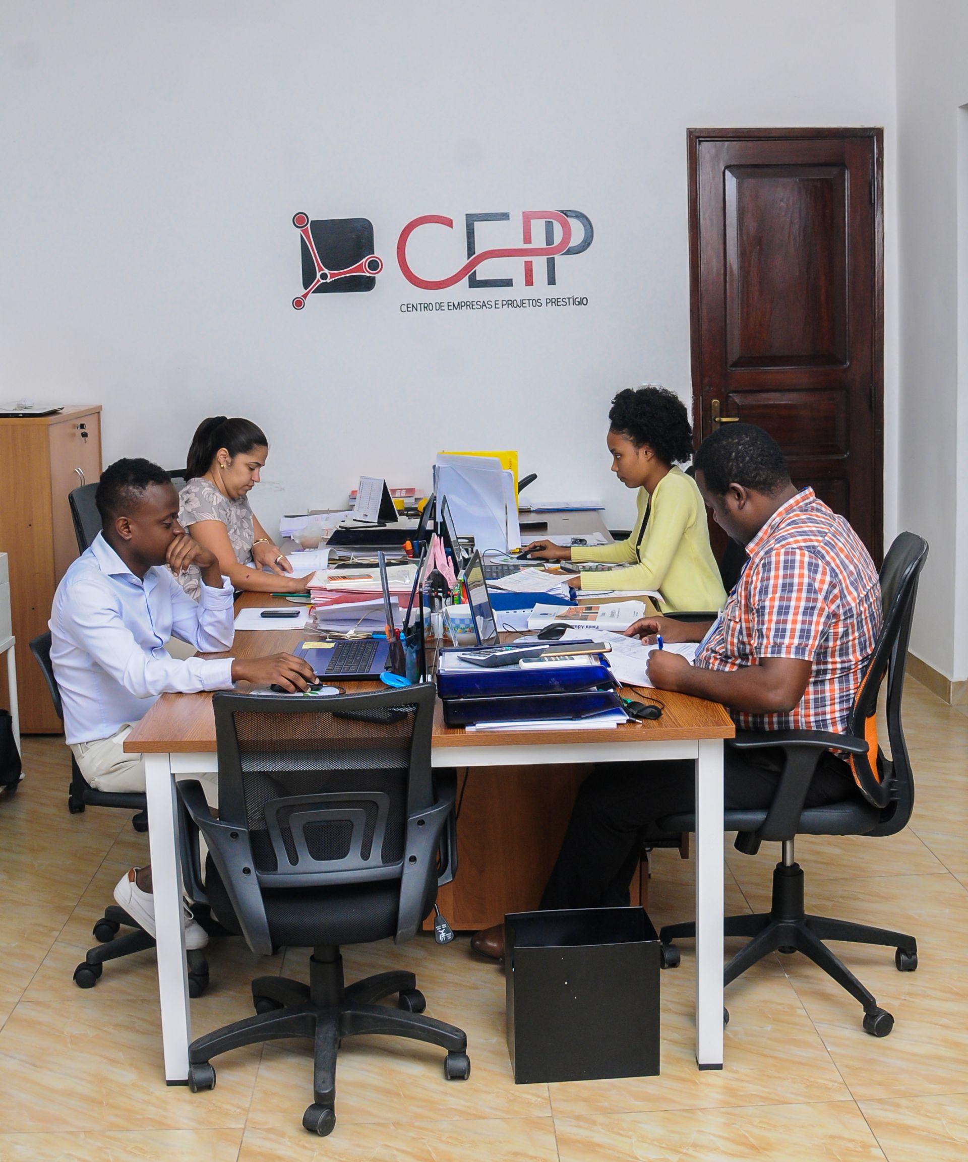 Centro de Empresas e Projectos Prestigio (CEPP), Luanda