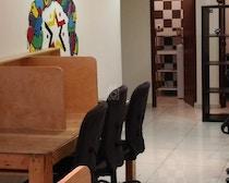Coworking space on Rua da Liga Nacional Africana profile image