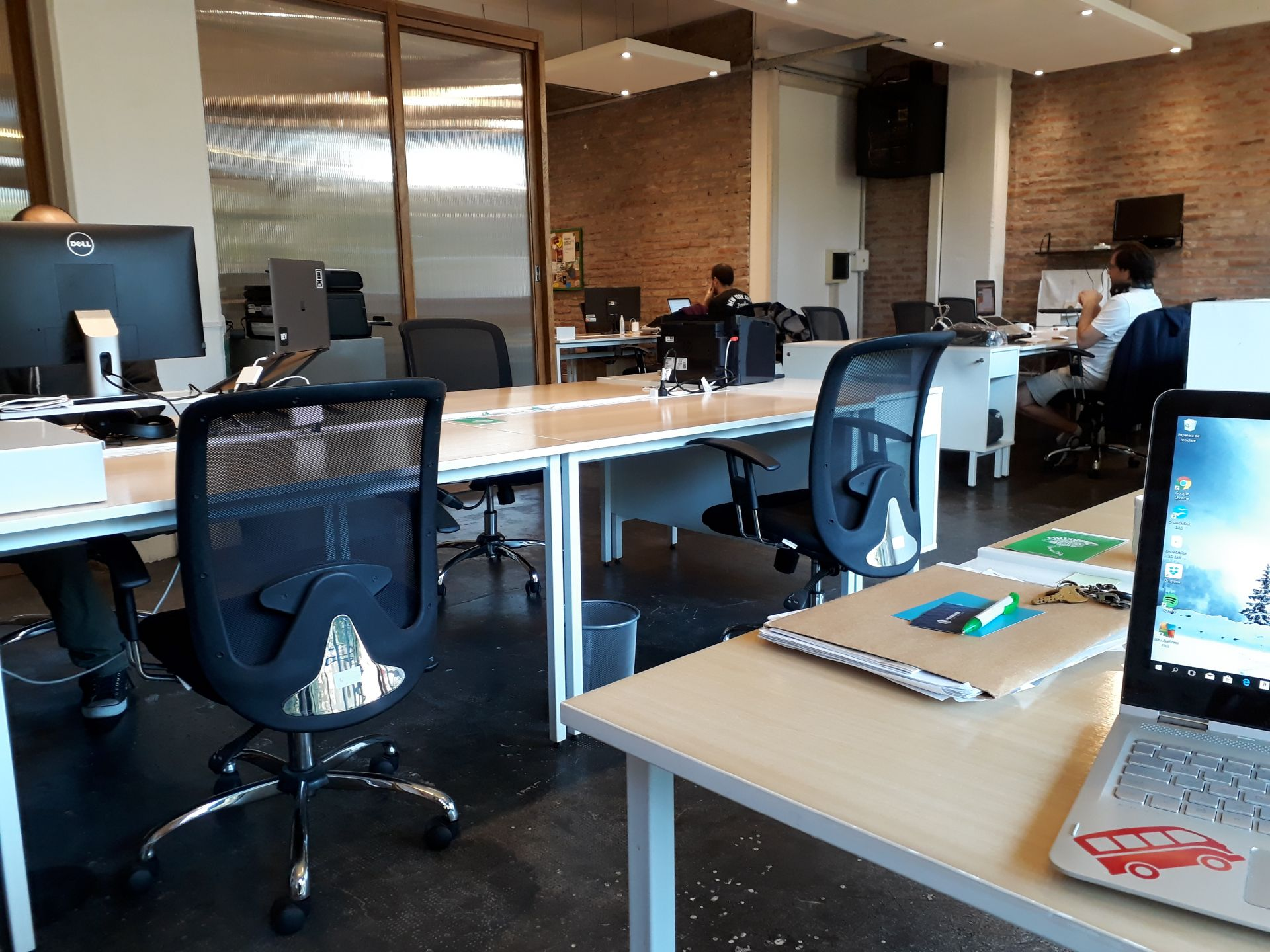 Cespedes Coworking, Buenos Aires