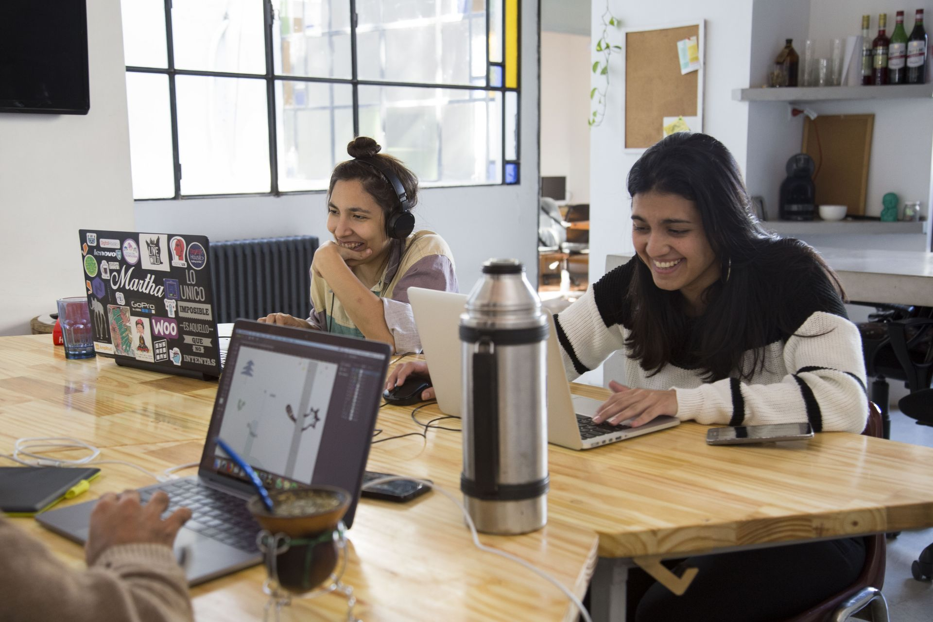 Indus Coworking, Buenos Aires