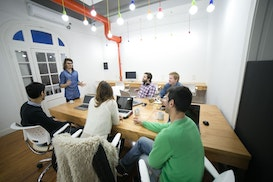 Join Coworking, Buenos Aires