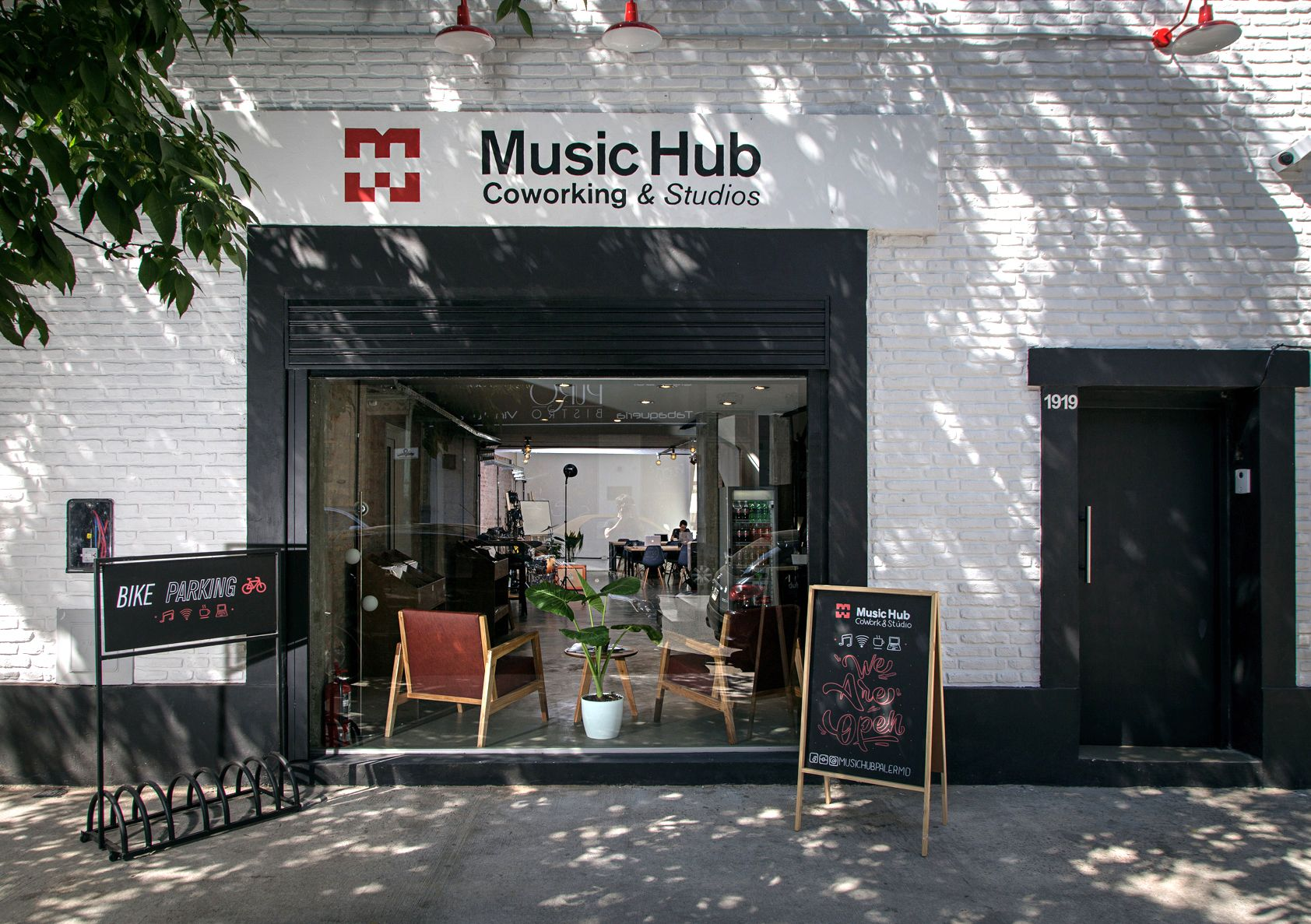 Music Hub, Buenos Aires