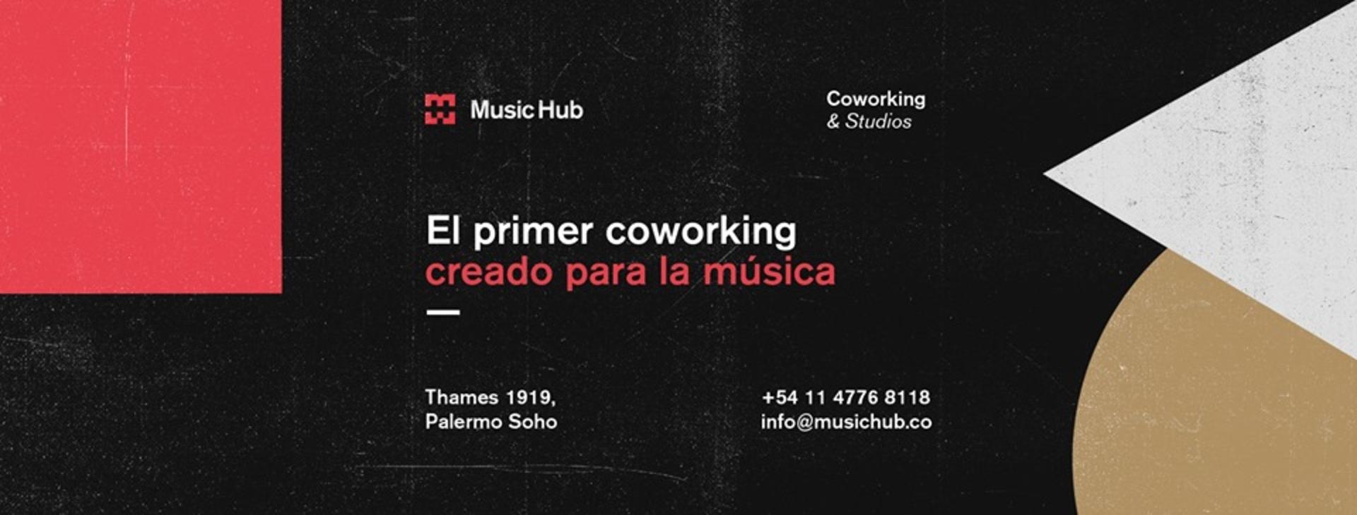 Studio La Rosa Palermo music hub, buenos aires - book online - coworker