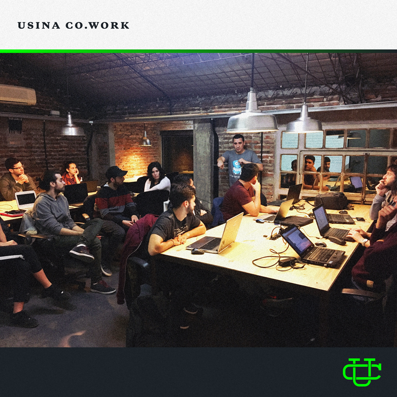 Usina Coworking, Buenos Aires