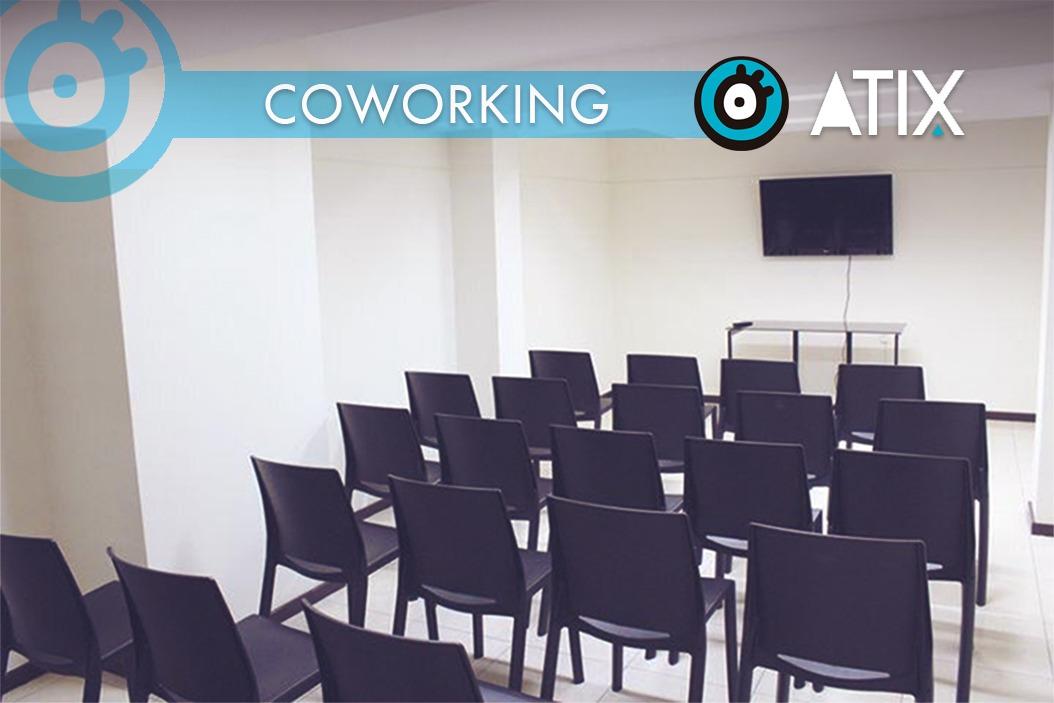 Atix Coworking, Mendoza