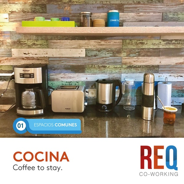 REQ Co Working, Rosario - Read Reviews & Book Online