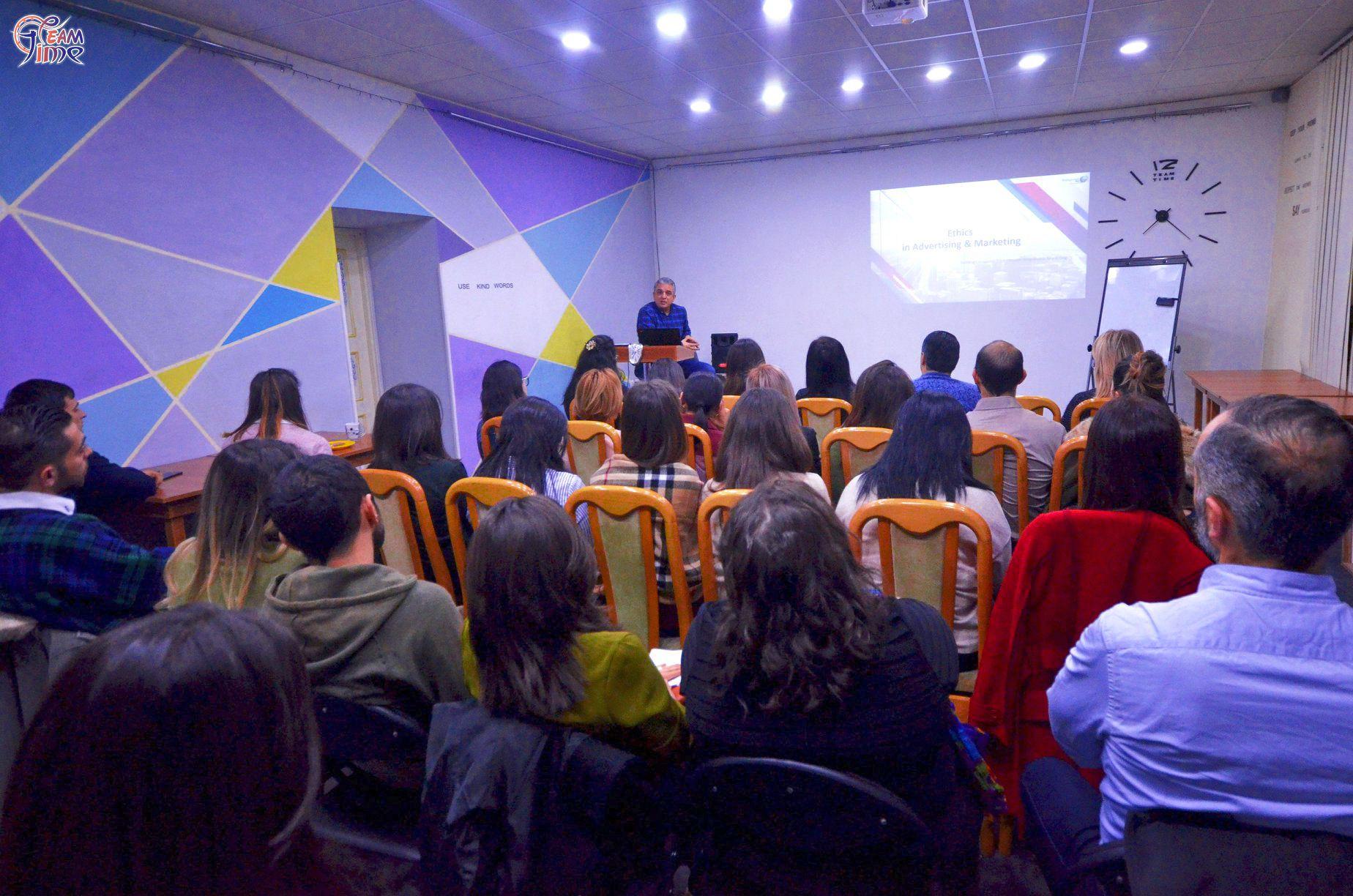 Team Time, Yerevan