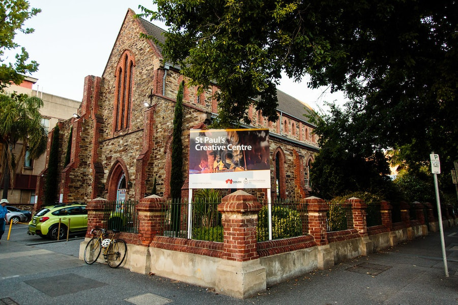 St Paul S Creative Centre Adelaide Read Reviews Amp Book