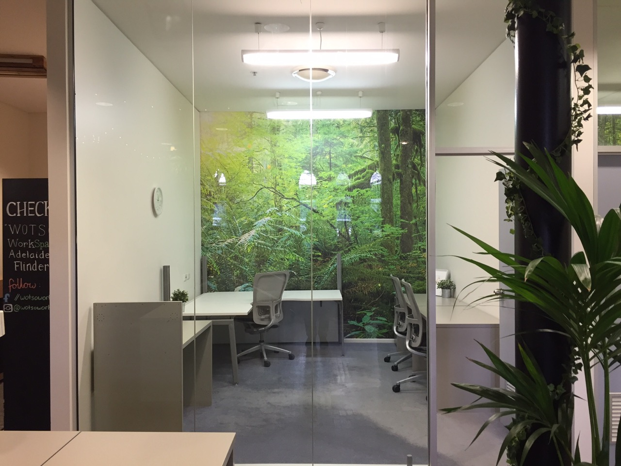 WOTSO WorkSpace Adelaide, Adelaide