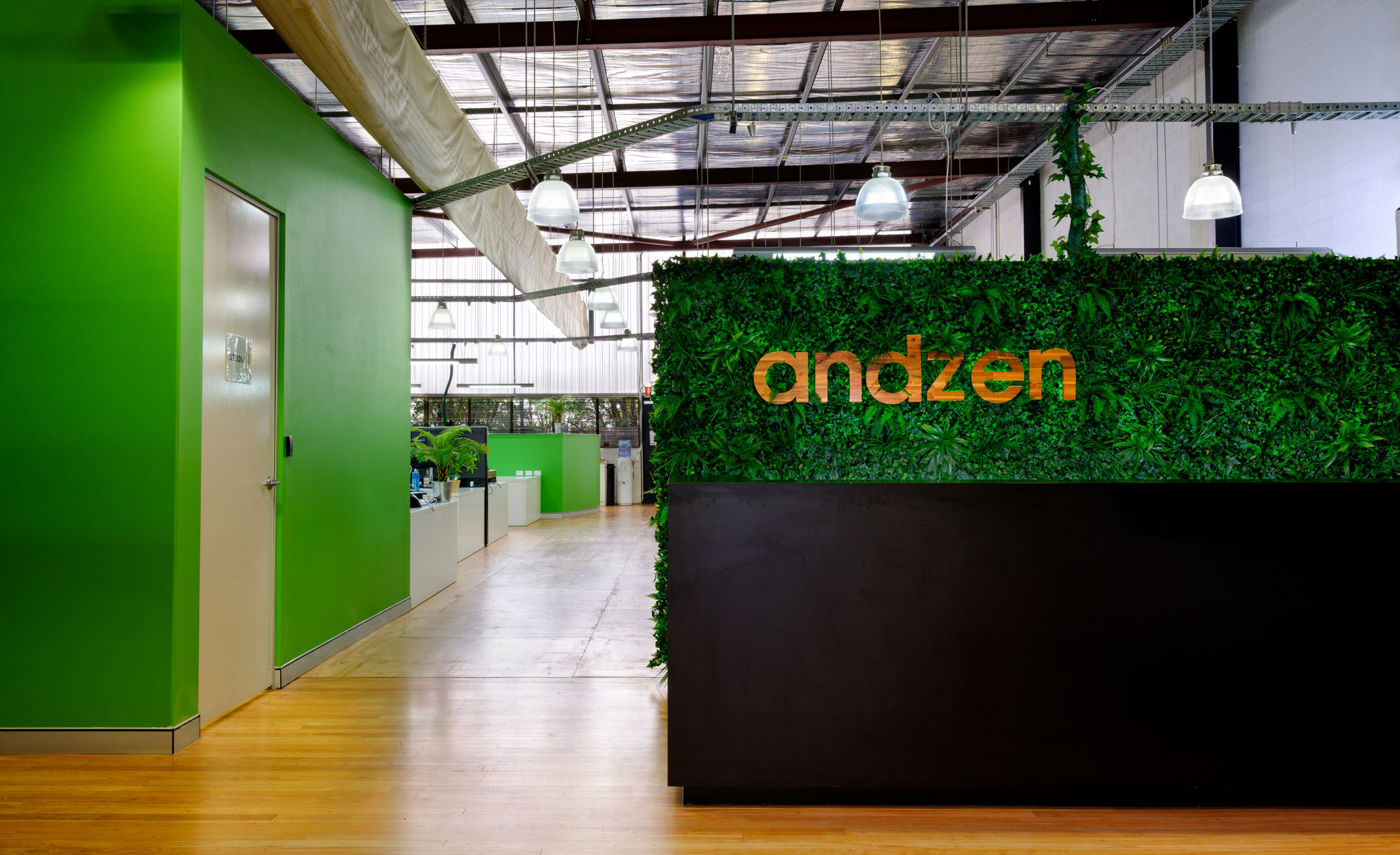Andzen HQ, Brisbane
