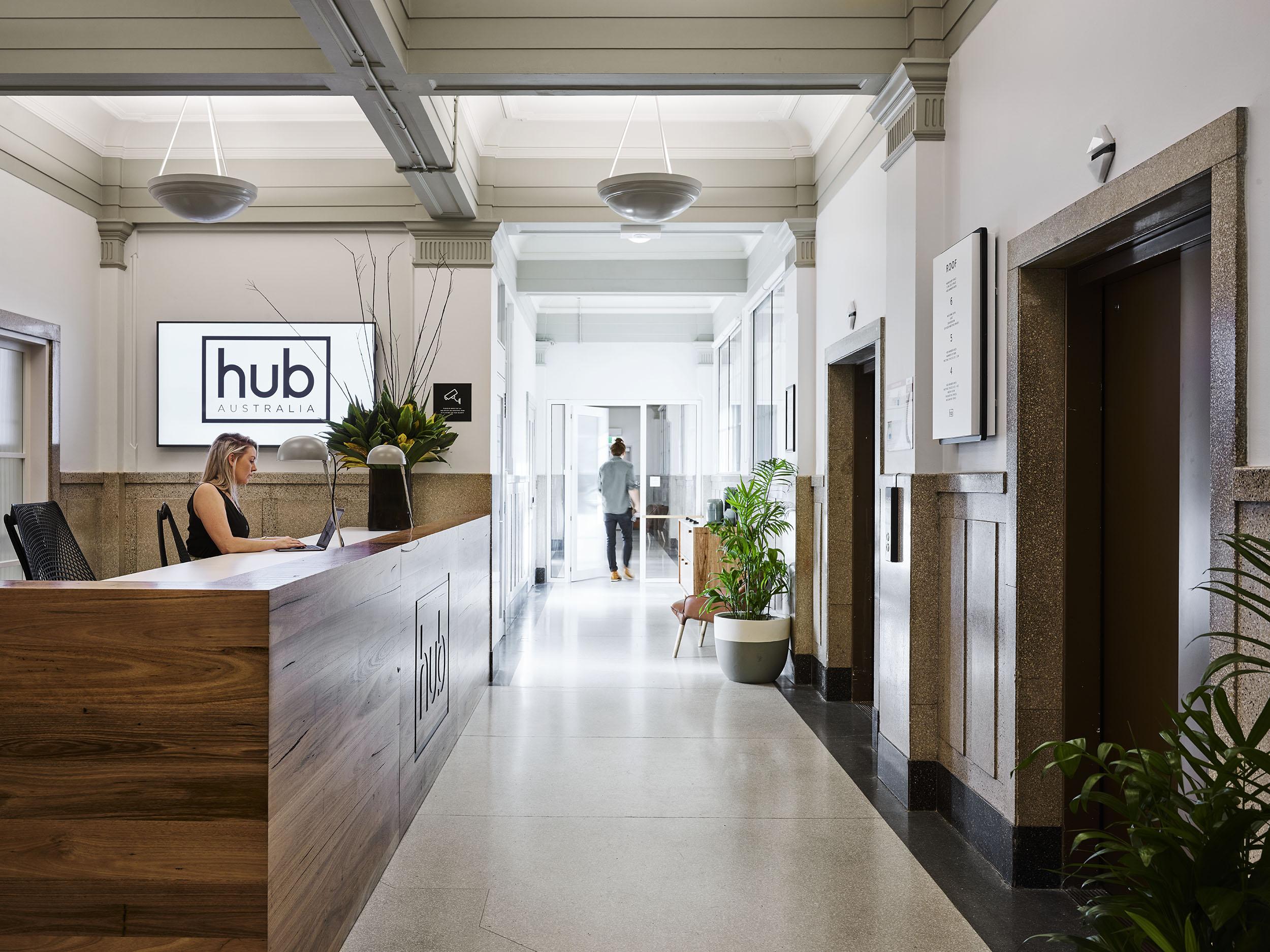 Hub Anzac Square, Brisbane