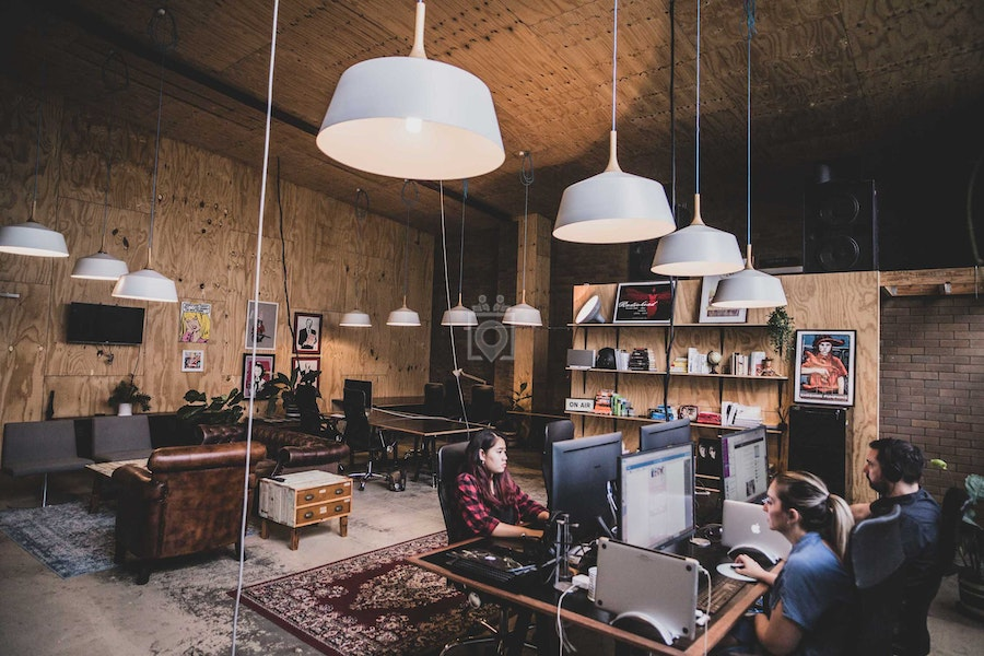 Lucid Media Workspace, Brisbane