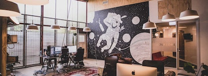 Lucid Media Workspace