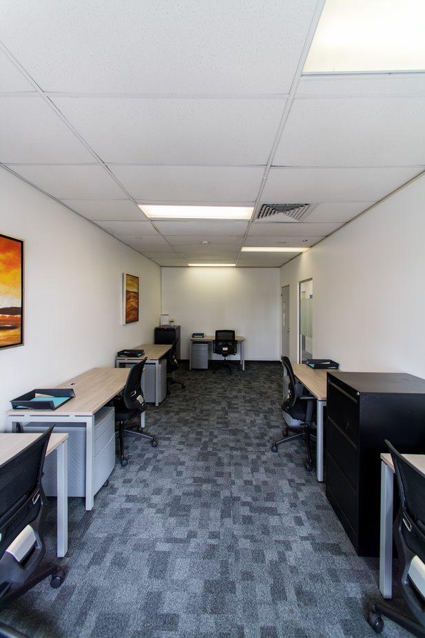 Regus 127 Creek Street, Brisbane