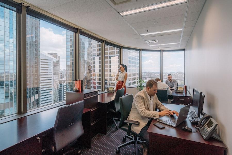 Servcorp 10 Eagle Street, Brisbane, Brisbane