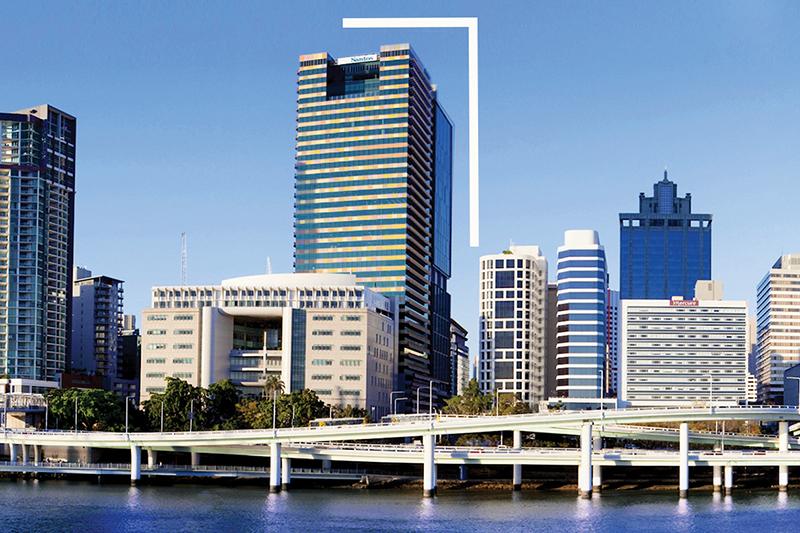 Servcorp Santos Place Brisbane, Brisbane