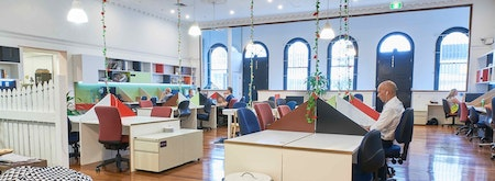 WOTSO WorkSpace Brisbane