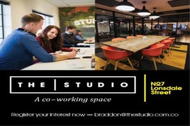 The Studio Braddon, Canberra