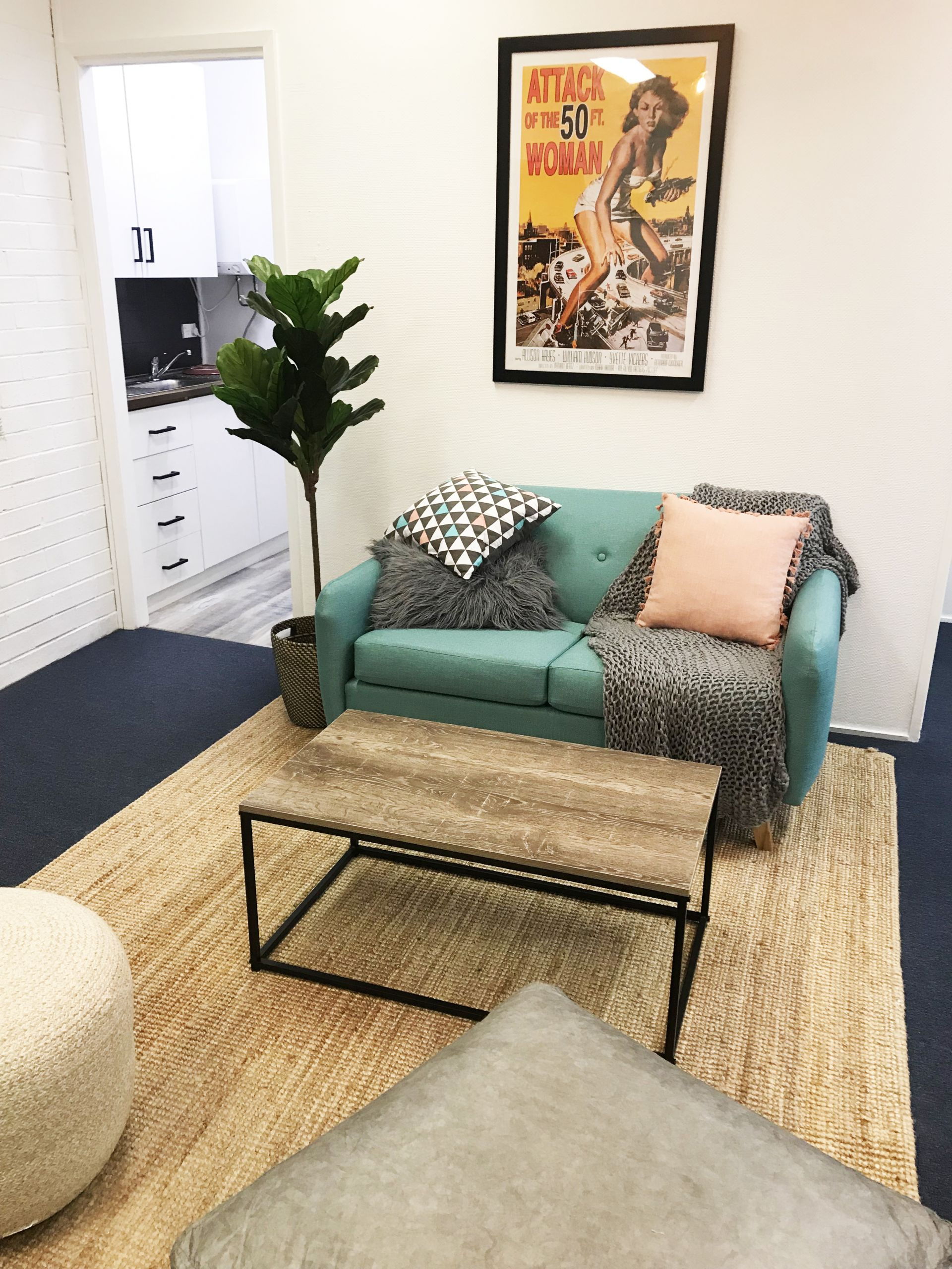 The Foundry Cowork, Central Coast