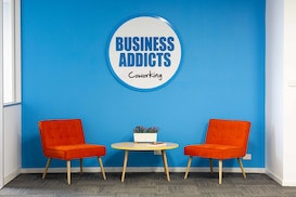 Business Addicts Coworking, North Melbourne