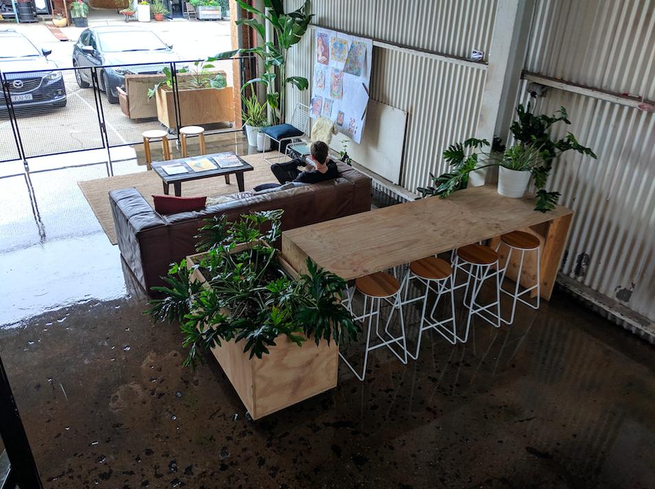 Colab 4010, Melbourne