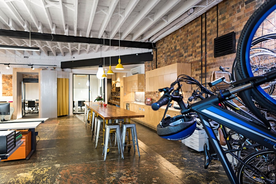 Exchange Workspaces - Richmond, Melbourne