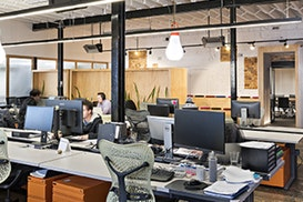 Exchange Workspaces - Richmond, Richmond