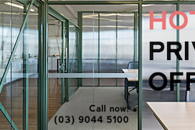 Exchange Workspaces - Richmond, North Melbourne