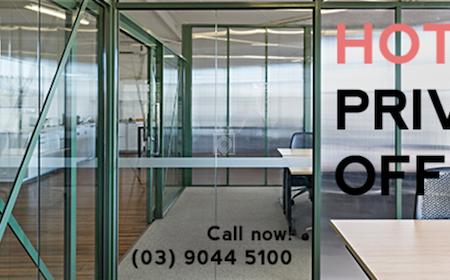 Exchange Workspaces - Richmond, Melbourne