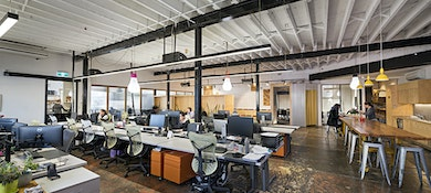 Exchange Workspaces - Richmond