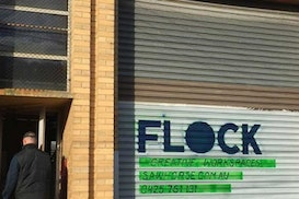 Flock Workspace, South Yarra