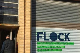 Flock Workspace, Port Melbourne
