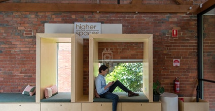 Higher Spaces, Melbourne | coworkspace.com
