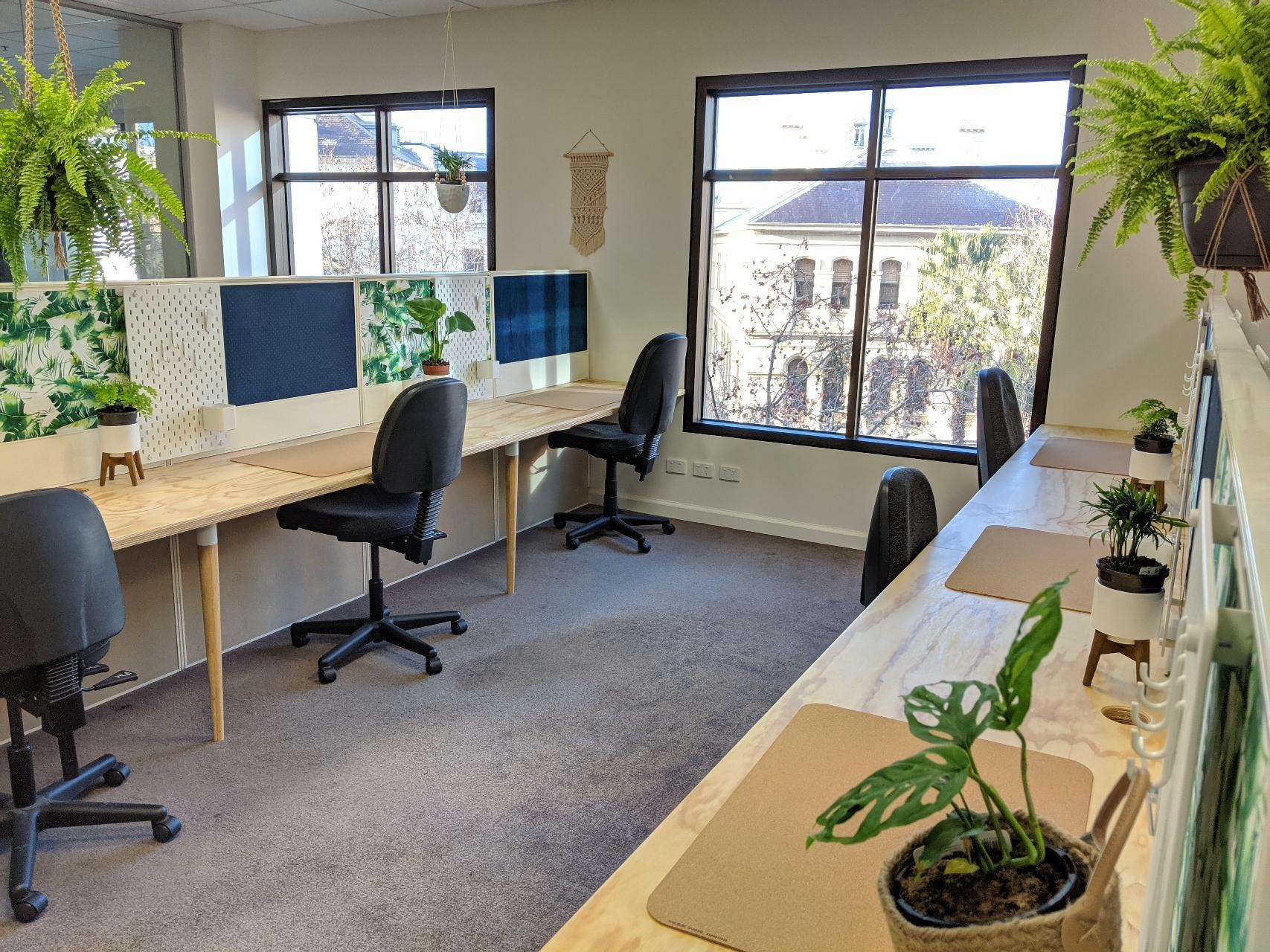 HQ WorkSpace, Melbourne