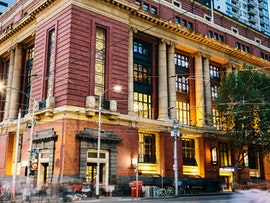 Hub Southern Cross, Melbourne