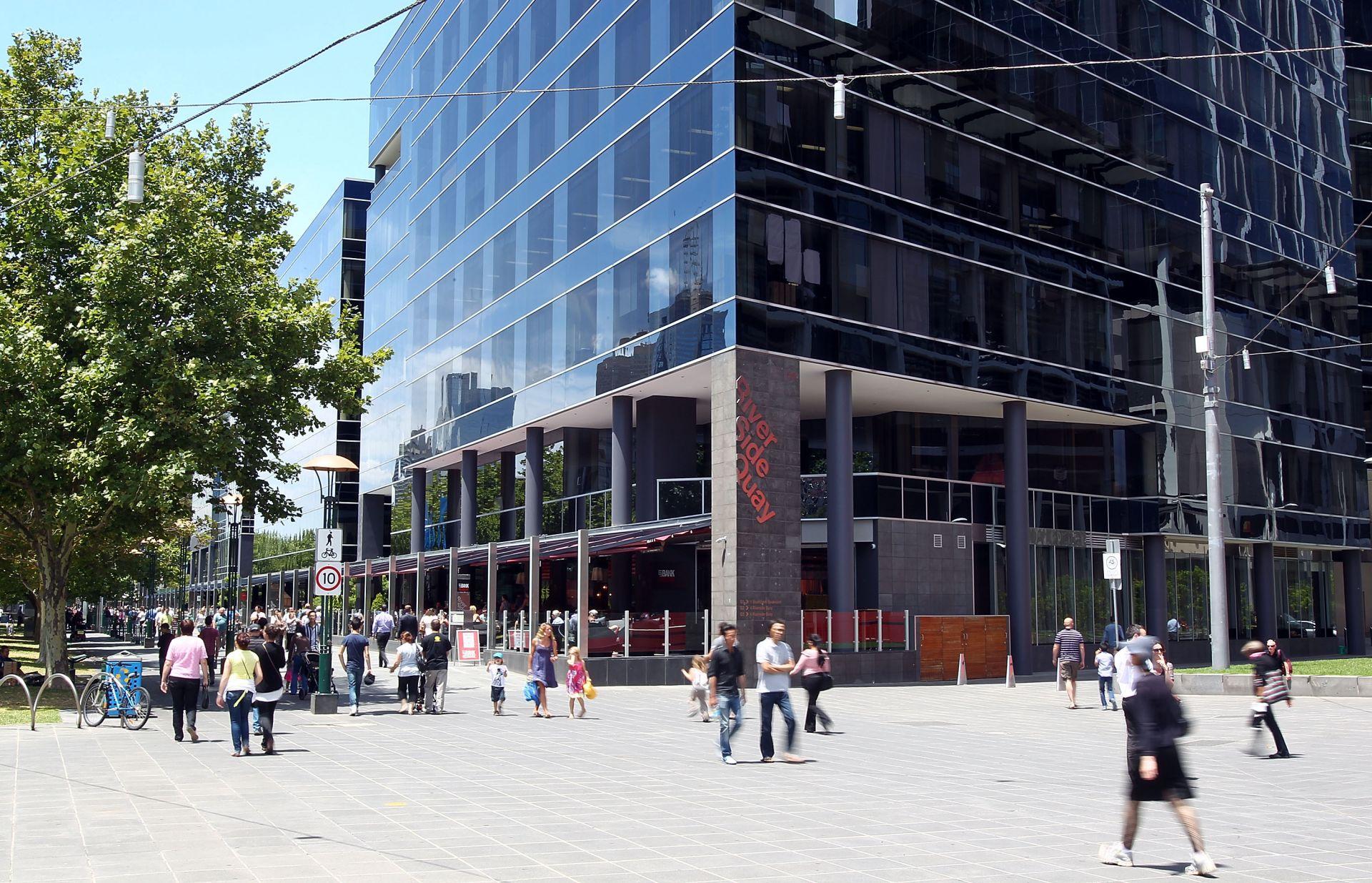 Servcorp Riverside Quay Southbank, Melbourne
