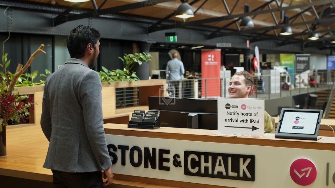 Stone & Chalk, Melbourne