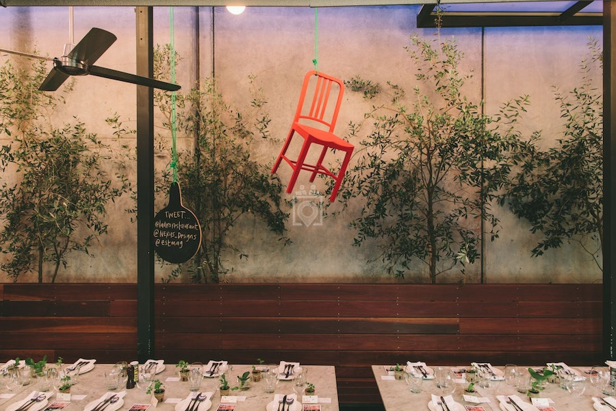 TwoSpace at Ladro TAP, Melbourne