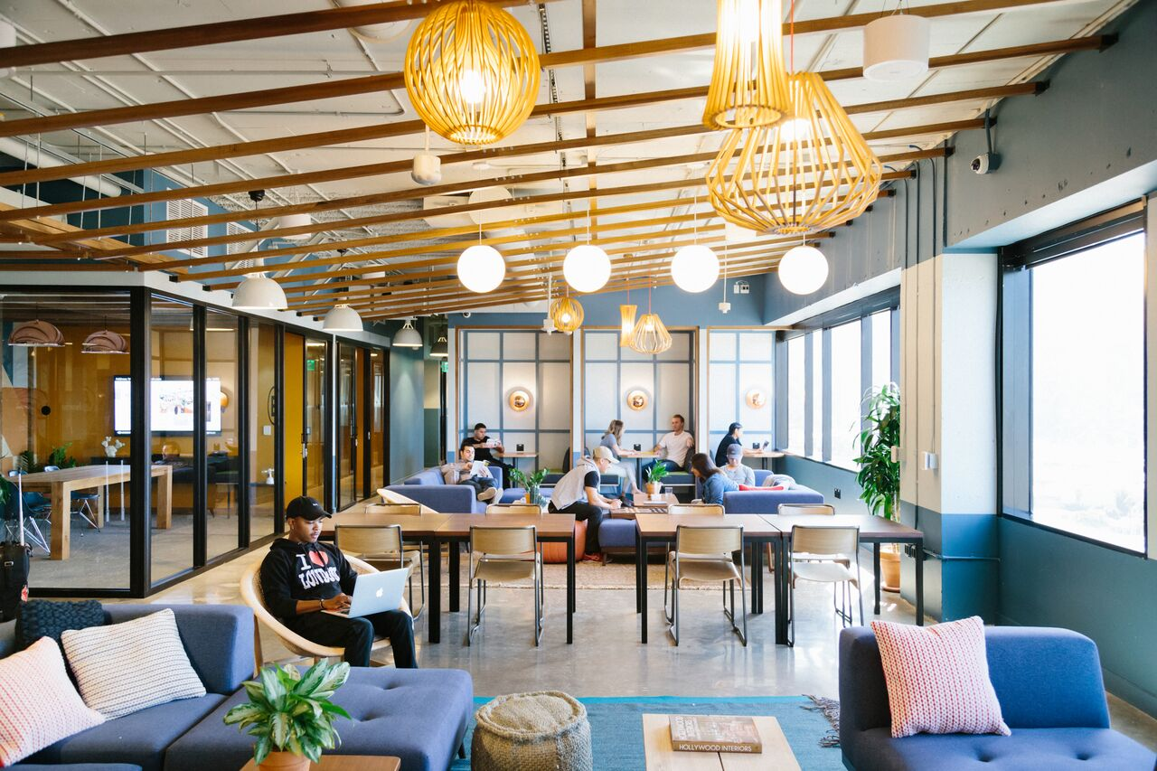 WeWork 114 William St, Melbourne
