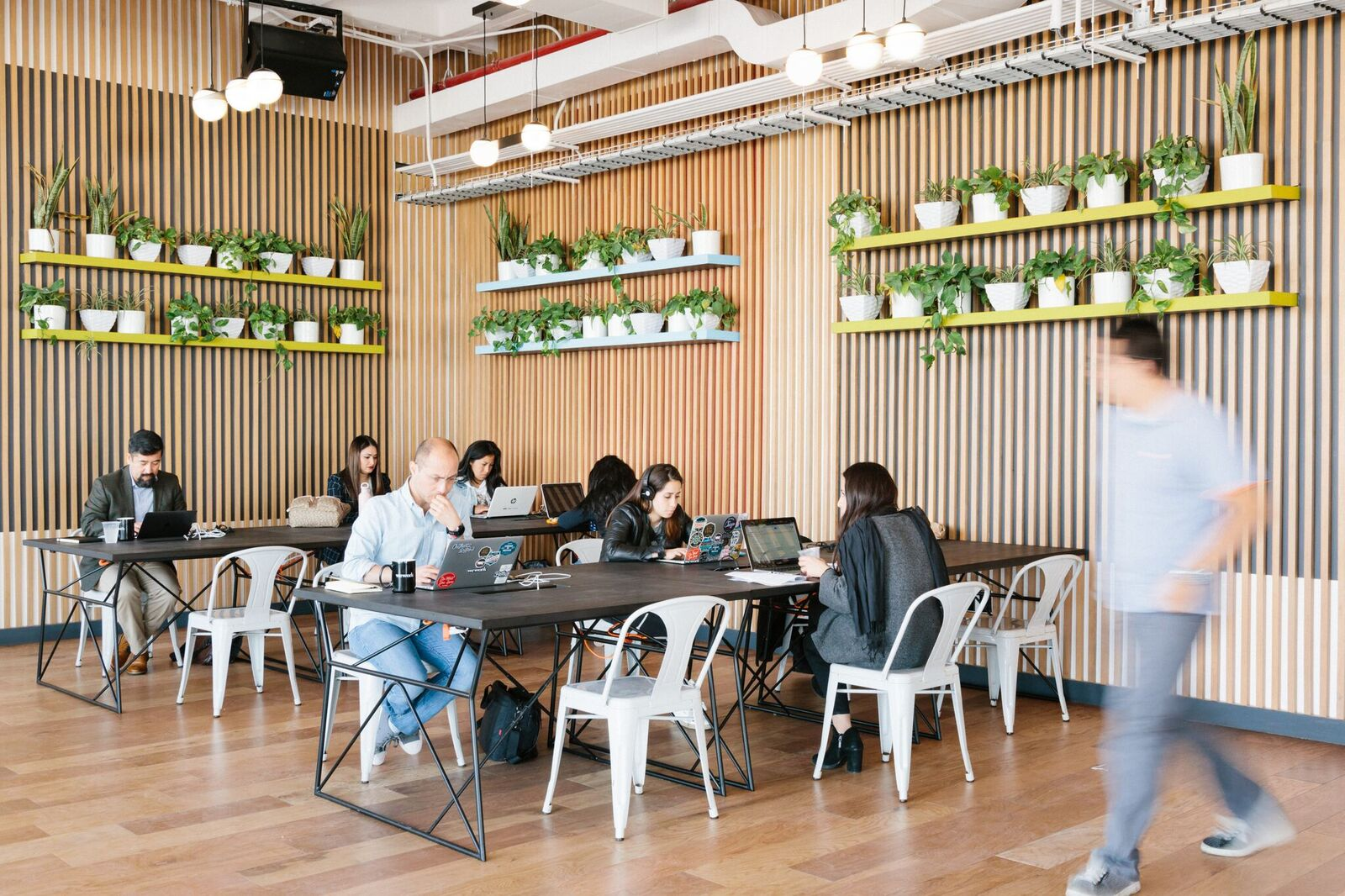 WeWork 120 Spencer St, Melbourne